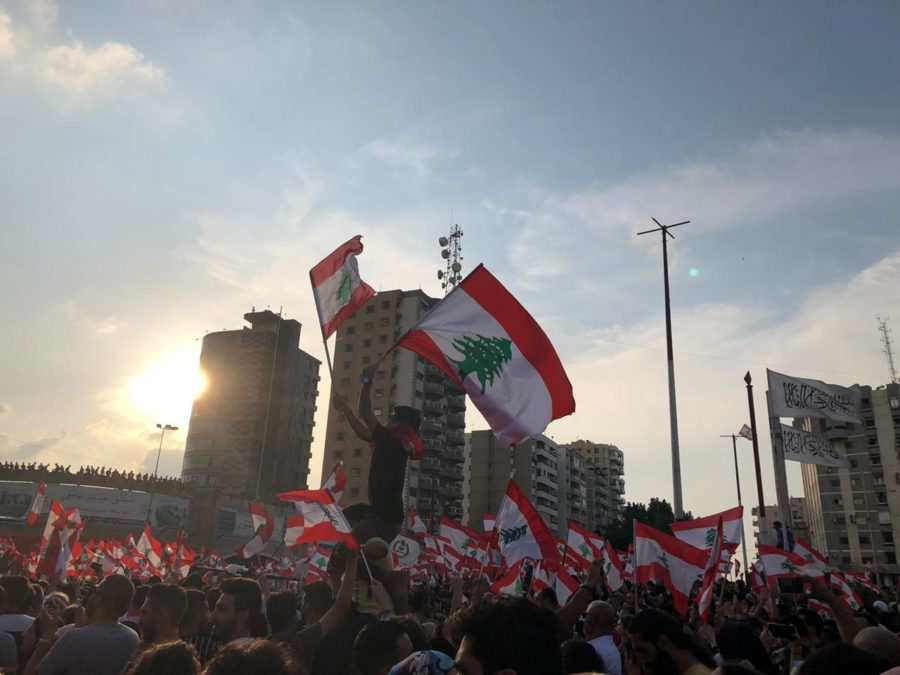 """I Feel Like a Part of Me is Still There"": Lebanese NU-Q Students Grapple with Transition Back to Student Life During Historic Protests"