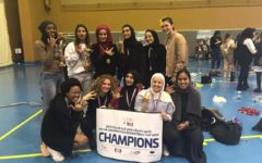 NU-Q women's and Texas A&M men's basketball teams win Qatar Universities Basketball Cup