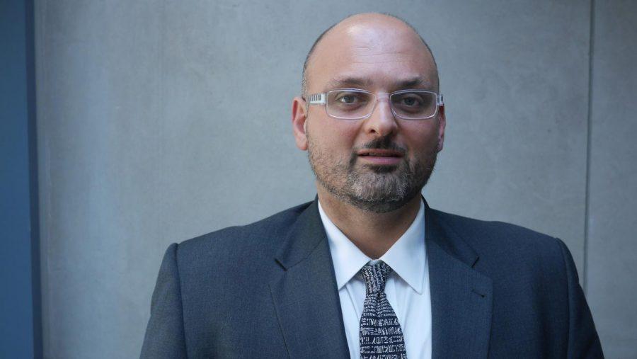 Marwan Kraidy, the newly appointed dean of Northwestern University in Qatar