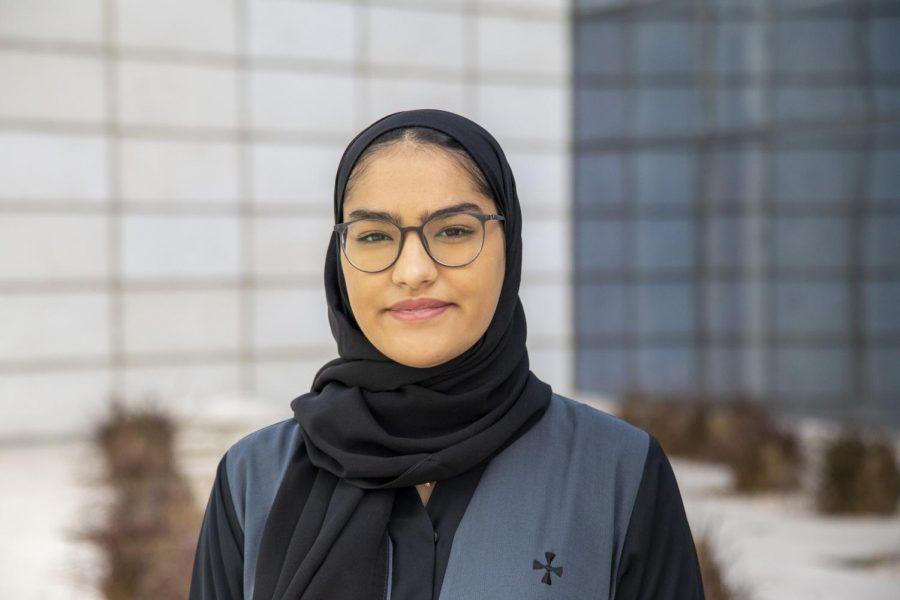 Nadia Al Hinai