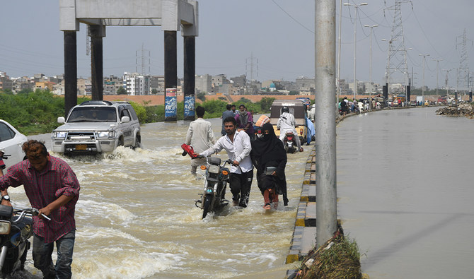 Pakistan and Sudan floods: the Role of Human Agency