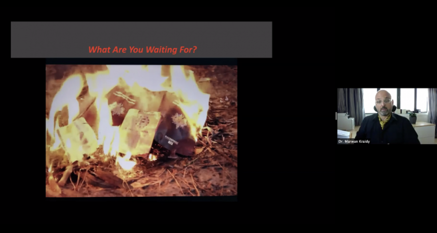 Fire as a Tool of Communication