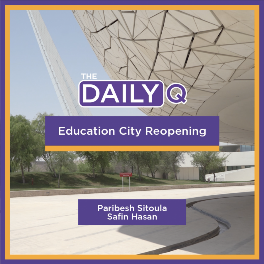 Education City Reopening