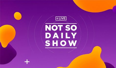 Not So Daily Show Ep. 1