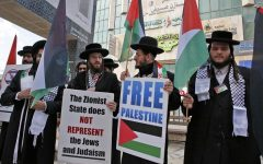 Navigation to Story: Zionism Is to Blame for the Palestinian Condition: Israeli-American Activist