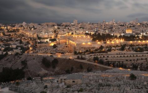 Jerusalem. (Photo/Getty Images)