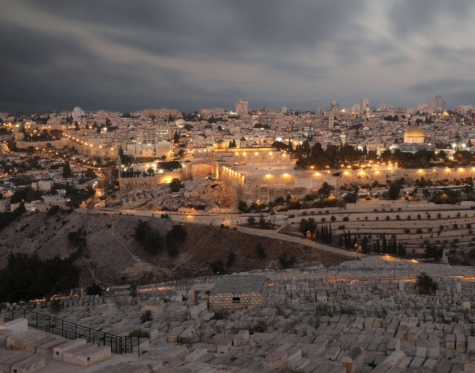 Jerusalem. (Photo/Getty Images)