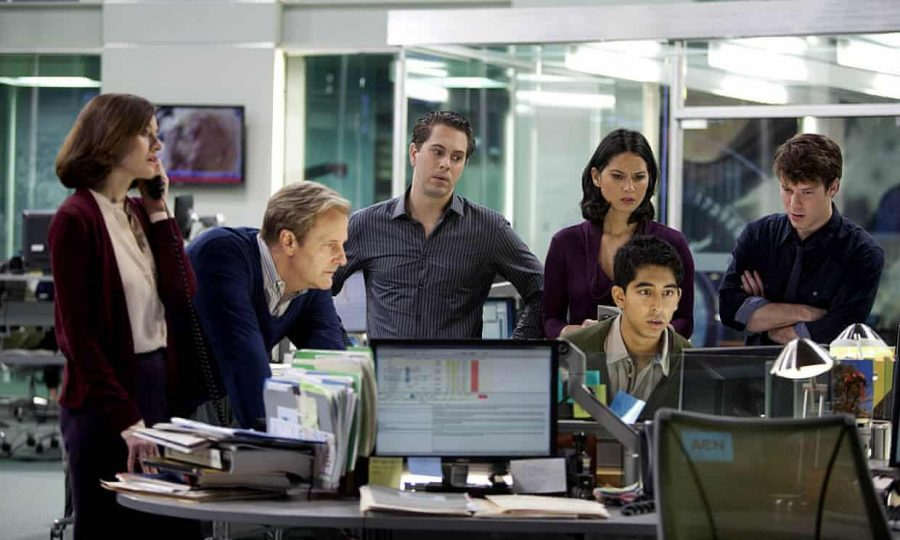 Newsrooms in Western countries remain predominantly white Credits: (Photo/ The Guardian)