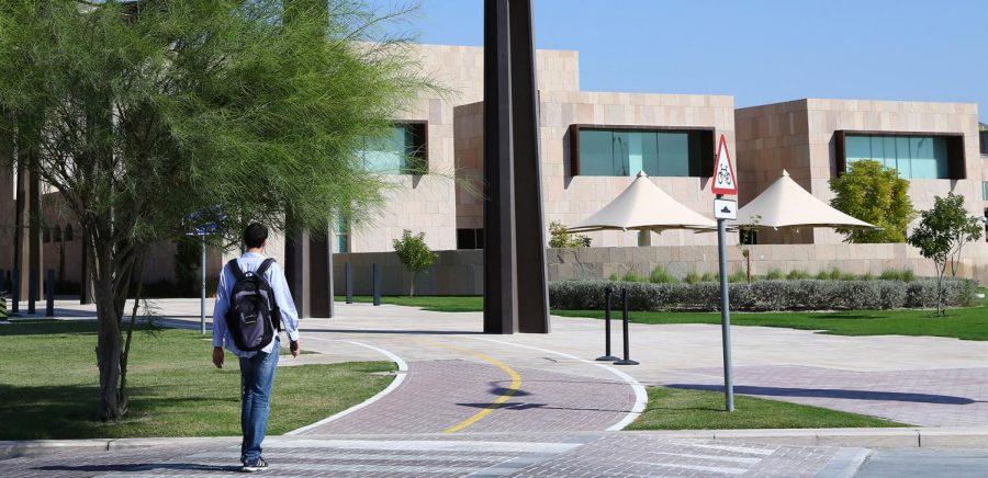 Multaqa, the Education City Student Center (Photo/ HBKU)