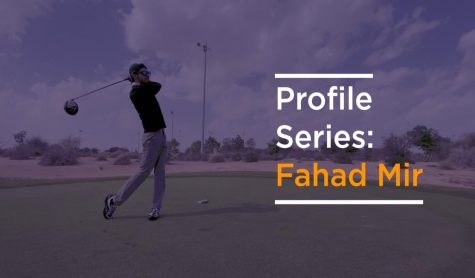 Profile Series: Fahad Mir