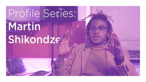 Profile Series: Martin Sikhondze