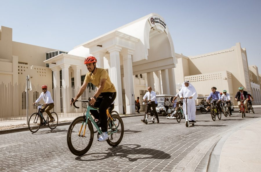 (Photo/ Qatar Foundation)