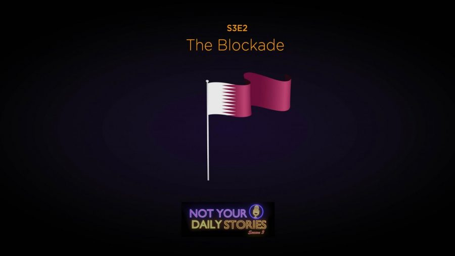 Season 3, Ep. 2: The Blockade