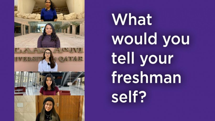 Senior Series | What Would You Tell Your Freshman Self?