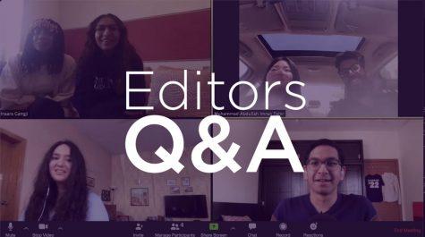 Editors Q&A | 2020-2021